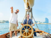 Premium Sailing Experience with Vermouth and Music (2)