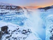 グトルフォスの滝