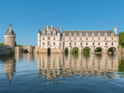 Loire Valley Castles Day Tour with Lunch