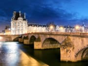 france_paris_Paris---bridge-Royal-and-Louvre-palace_shutterstock_254924206