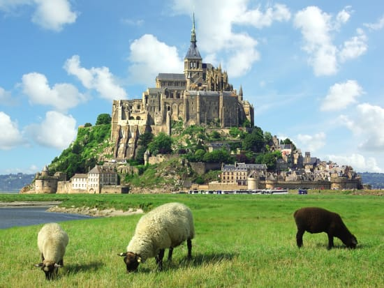 mont saint michel day tour from paris with guide option paris tours activities fun things to. Black Bedroom Furniture Sets. Home Design Ideas