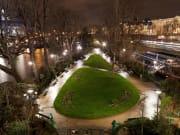 Paris, Square du Vert Galant