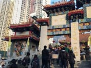 香港初詣4