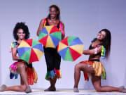 Ginga Tropical Samba Show Dancers 1