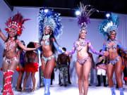 Ginga Tropical Samba Show Dancers