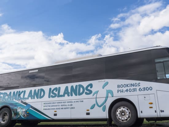 Frankland Islands 55 Seater New