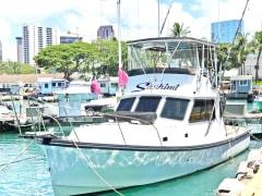 Hawaii_Oahu_Sashimi Fishing Tours_Sashimi Boat