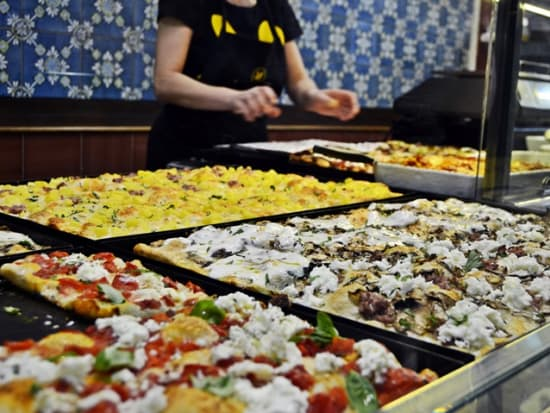 Rome Pizza and Food Walking Tour (7)