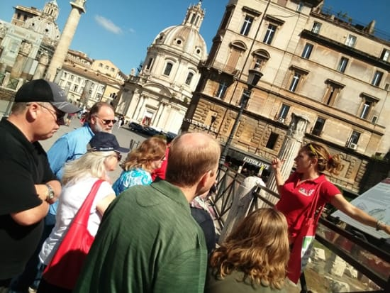 Rome Pizza and Food Walking Tour (8)