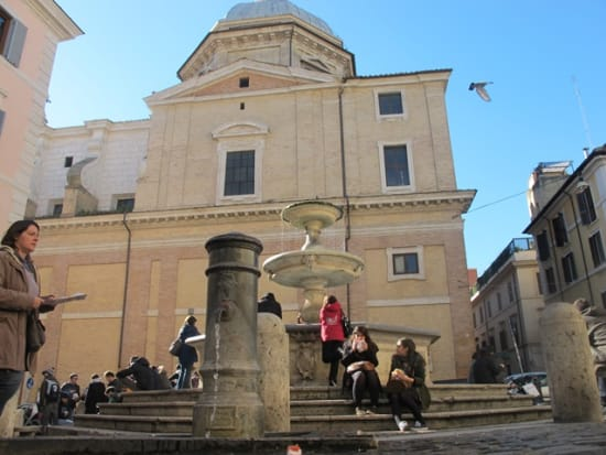 Rome Pizza and Food Walking Tour (11)