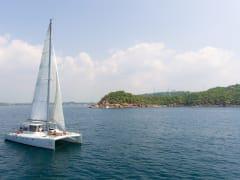 Topaz Cruise - Jungle beach 6
