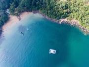 Topaz Cruise - Jungle beach 3