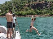 Topaz Cruise - Jungle beach 22