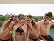Topaz Cruise - Jungle beach 30