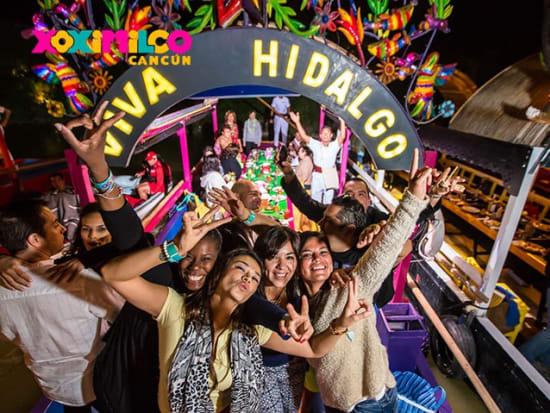 xoximilco-party