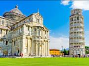 Pisa, Leaning Tower of Pisa, Italy
