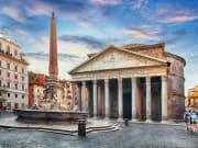 pantheon walking tour
