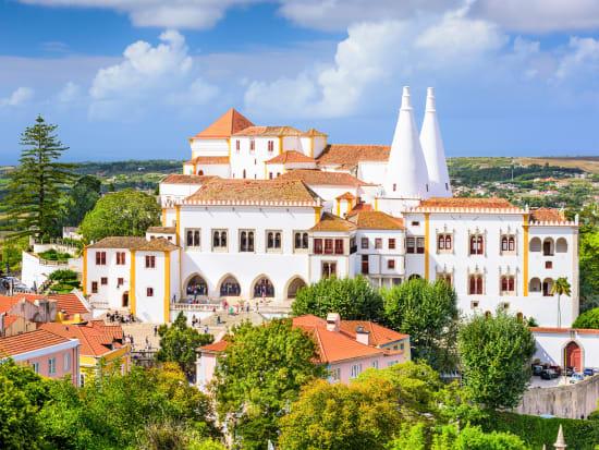 Sintra Cascais And Estoril Half Day Trip From Lisbon