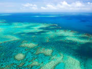 Tandem Skydiving over Great Barrier Reef