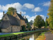 Bourton-on-the-Water, cotswolds, england, uk