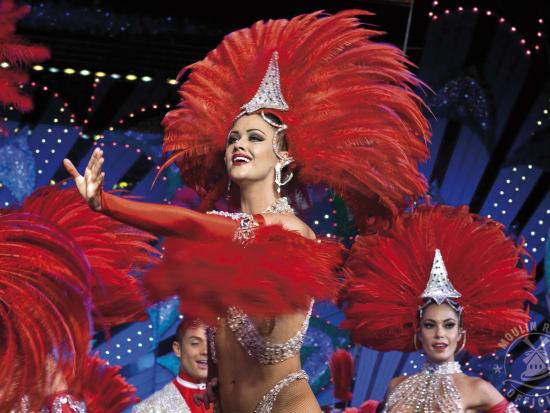 Bal du Moulin Rouge, Paris, France