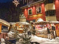 Austria Christmas Market, Lake Wolfgang