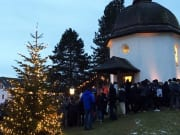 Silent Night Chapel, oberndorf, austria, salzburg