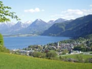 Salzkammergut, lakes, mountains, alps, salzburg