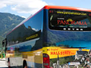 Austria, Hallstatt, Bus, Wolfgang Seifert