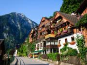 Austria, Salzkammergut Region, Hallstatt