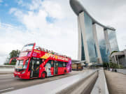 Singapore Hop-on and Hop-off Bus Tour