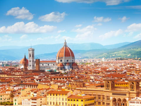 フィレンツェ観光ツアー
