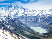 New Zealand_Mount Cook_Mountains peak_shutterstoc