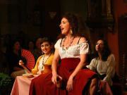 Dinner and Opera, Florence