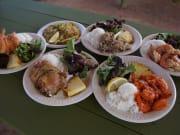 Hawaii_Oahu_Hoku Hawaii Tours_Delicious Lunch