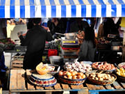 Food in Cours Saleya Market