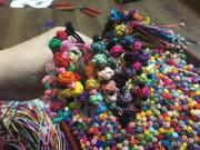 Making Knot Bracelet