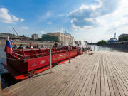 moscow russia boat cruise sightseeing tour