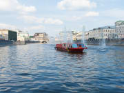 moscow russia boat tour sightseeing cruise