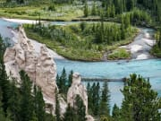 Canada_Banff_Hoodoos_shutterstock_180278165