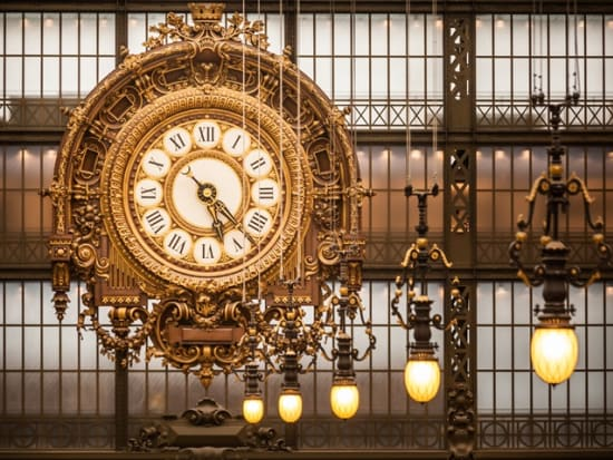 France_Paris_Musee_D'Orsay_Clock_shutterstock_189548159