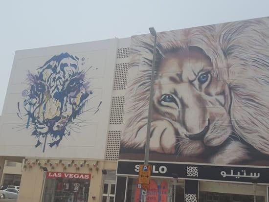 Karama - Tiger & Lion1