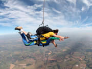 cairns tandem skydiving