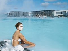 Blue Lagoon Ticket with Transfers from Reykjavik