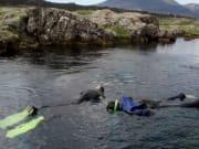 Snorkeling, Silfra