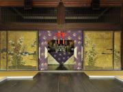 L4 宝鏡寺 本堂内部