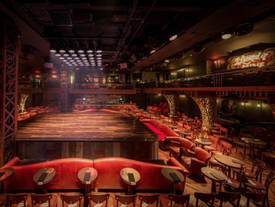 Magic Mike Live Las Vegas Theatre at Hard Rock Hotel in Las Vegas (1)