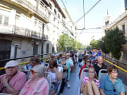 hop on hop off bus tour, Greece, Athens, Piraeus