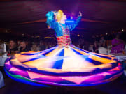 Dubai_Rustar Floating Restaurant_Tanoura Dance