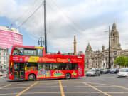 UK, Glasgow, George Square, sightseeing